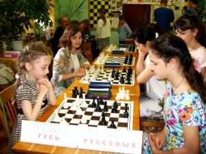 """""""Разновозрастные"""" шахматные баталии"""