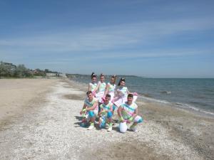 Самые активные, позитивные и творческие ребята живут на юге Одесщины!