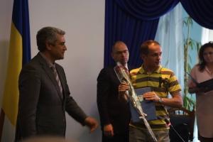Журналисты из Придунавья отмечены почетными грамотами председателя Одесского облсовета