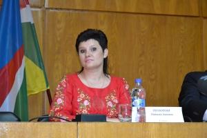 Наталья Тодорова возглавила Измаильский район