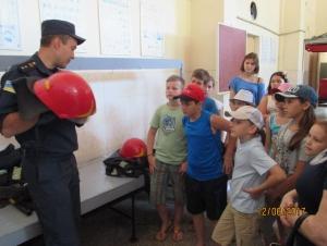 Спасатели действуют на опережение беды