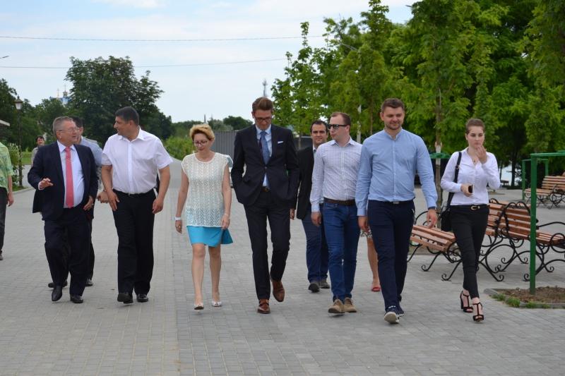 Посол Румынии посетил Измаил