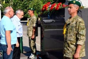 В Измаиле отметили День скорби и чествования памяти жертв войны