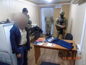 Задержанный в Одесской области шпион держал связь с центром через российского генконсула