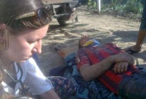 В Камышовке мужчина упал в 16-метровый колодец