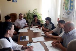 В Измаильской РГА состоялась встреча с представителями цыганских правозащитных организаций