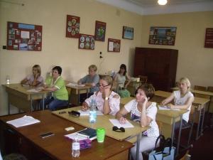 Научно-философский семинар в Измаиле