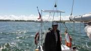 Отправившийся в кругосветное путешествие уроженец Рени уже покорил два океана