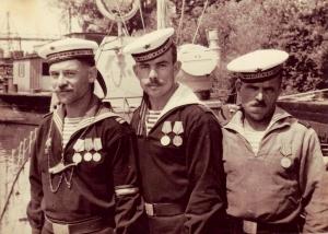 Советская власть в Придунавье