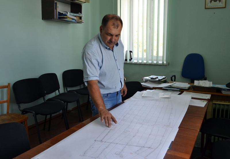 В Першотравневом появится собственный технический водопровод