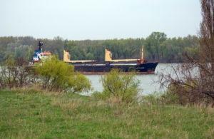 В порту Рени проведут дноуглубление у причалов