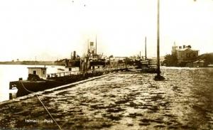 Оказывается, в Кислице был свой порт!