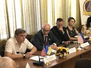 Українська Федерація Америки відкрила свій офіс у Києві