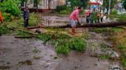 Килия под ударом стихии