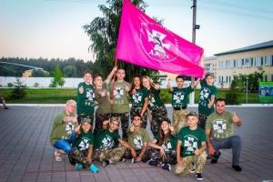 Украинские школьники прошли боевой тренинг под руководством кадровых военных