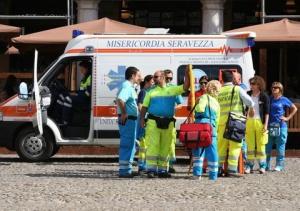 Число пострадавших во время землетрясения в Италии возросло до 39 человек
