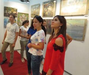 Душа Украины в картинах художников
