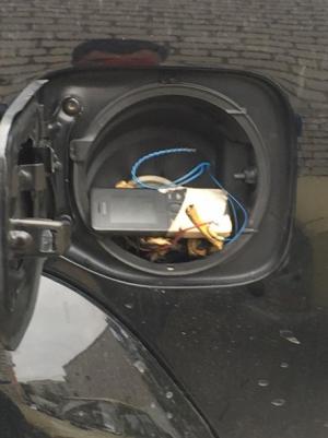 В Николаеве подорвали авто депутата