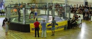 Впервые в Измаиле бойцовское шоу в октагоне