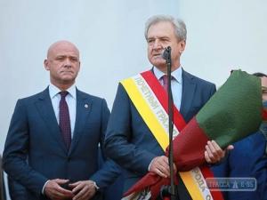 Бывший глава области стал почетным гражданином Одессы