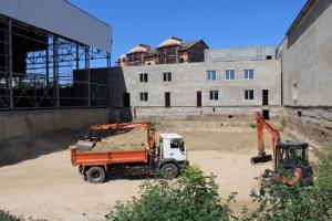 Строительство спорткомплекса в Измаиле - на контроле у Президента Украины