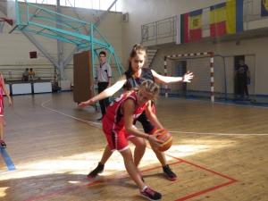 На международном турнире по баскетболу «Волны Дуная»