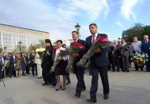 На День города прибыло 15 делегаций