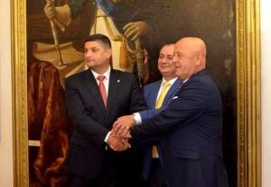 Измаил и Бухарест будут дружить семьями