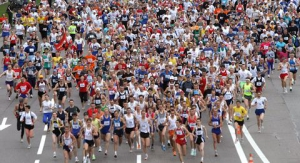 Осенний марафон глазами болельщика