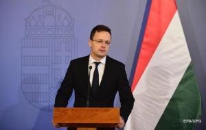"""Глава МИД Венгрии считает """"ударом в спину"""" закон об образовании в Украине"""