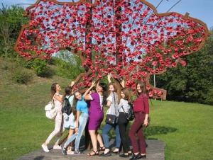 Одарённые дети Бессарабии побывали в Киеве