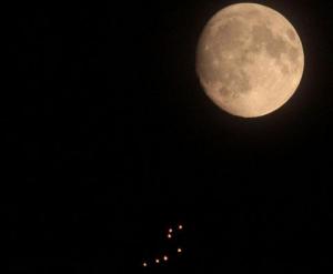 Над Бессарабией летало НЛО?