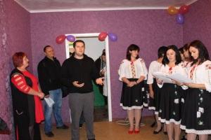 Одинокие пожилые пенсионеры Ренийского района получили в подарок сладкое угощение и праздничный концерт