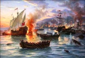 Летопись морских побед запорожцев. ч.1-2