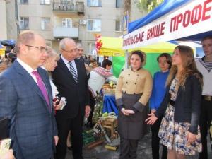 Развитие профессионального образования Одесской области - залог роста экономики региона