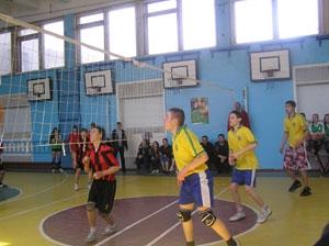 Команды ОШ № 16 -  абсолютные чемпионы по волейболу