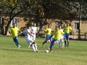 На чемпионате области по футболу: в игре с ФК «Гильдендорф» победу одержал наш клуб