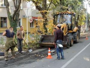 Начался капремонт улицы Кишинёвской