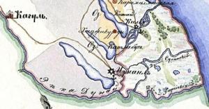 Измаил в 1830-ые годы