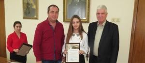 Юные звёзды настольного тенниса привезли из Чернигова каскад побед