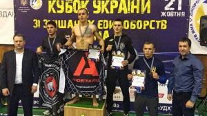 Новая победа Ивана Алавацкого - «серебро» в Днепре