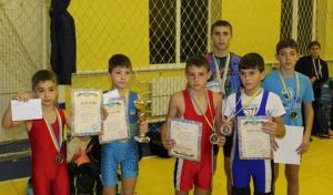 Пять высоких наград у борцов из Измаильского района