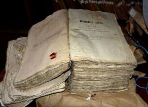 """""""Архивное переселение"""": стоит ли торопиться с передачей метрических книг в область?"""