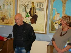 Выставка Александра Кары в Рени: и быт, и бытие
