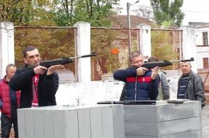 Стрельбы в честь Дня освобождения Украины