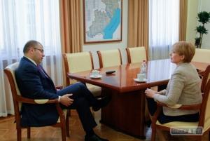 """Власти Одесской области создадут """"украинское пространство"""" по всему региону"""