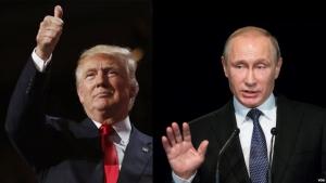 """""""Будем говорить об Украине"""". Трамп рассказал, что хочет обсудить с Путиным"""