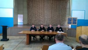 У измаильских полицейских – новый шеф