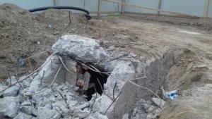 О противоядерном укрытии в Измаиле поведал … фонтан