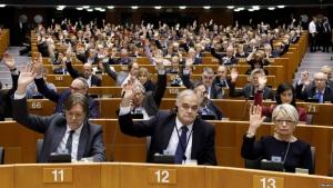 Европарламент призывает ускорять интеграцию Украины в Европу